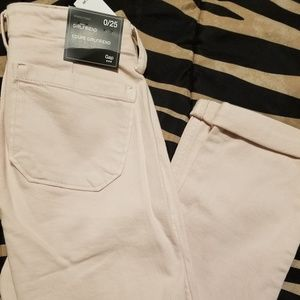 NWT Girlfriend Jean's (ankle length) Sz 0